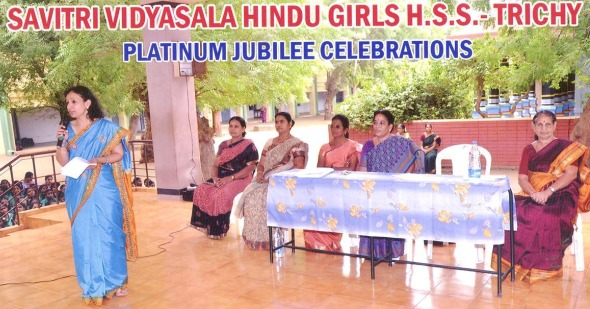 Platinum jubilee Celebrations